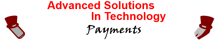 Payments accepted for PC and Computer Repair Services at Advanced Solutions In Technology, LLC in Waupun WI.